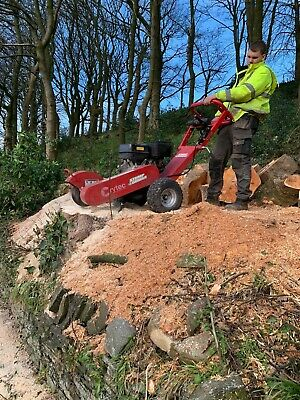 ⭐⭐Tree Stump Grinder And Removal tree felling wood chipper ⭐⭐