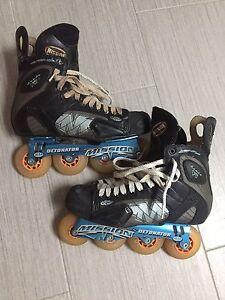 Mission inline skates men's size 11 REDUCED