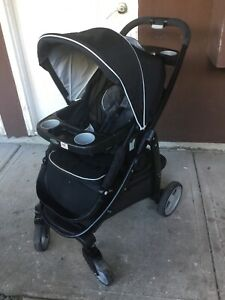 Grace Click and Connect Stroller