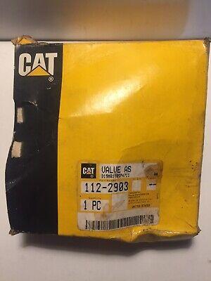 Caterpillar Oem Valve Assembly 112-2903. Cat Nos Valve Assembly 1122903.
