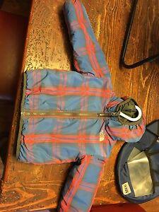 North face jacket kids 2t
