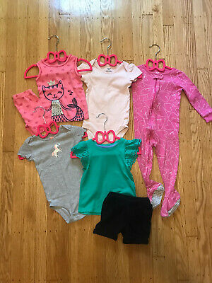 Girls Toddler/ Baby Clothes 18 Months Carters-Cat & Jack