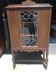 China Cabinet & Dining room table and chairs