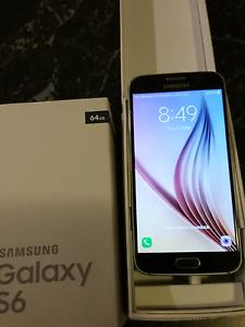 NEAR NEW SAMSUNG S6 64GB Launceston Launceston Area Preview