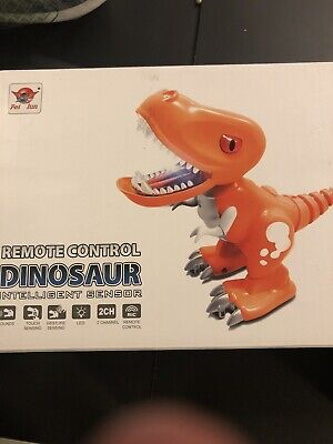 T-REX Walking / Roaring Dinosaur with Wired Remote Control - ET-0001-T-REX-GREEN