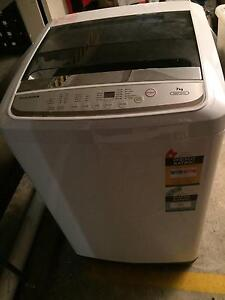 SAVE!!!!! 7kg Washing Machine **NEW (3mo old!!)** REDUCED $160 Artarmon Willoughby Area Preview
