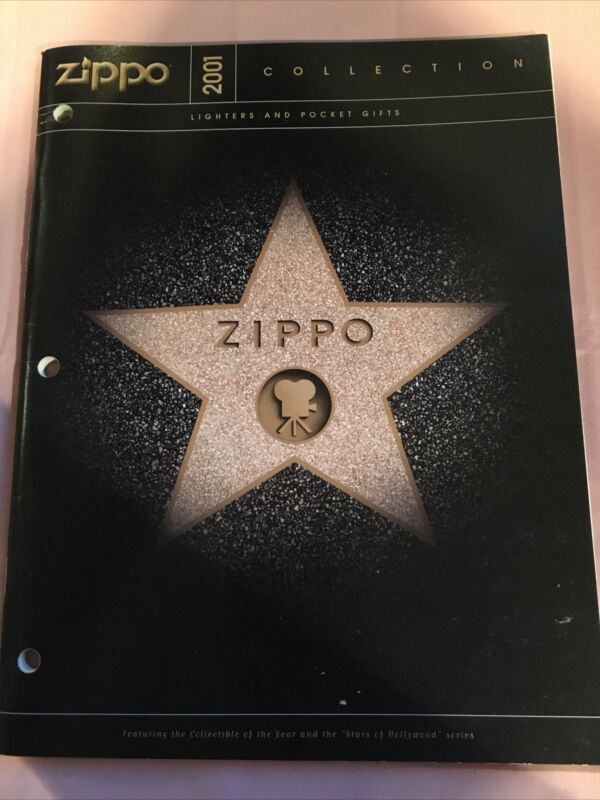 Zippo Lighter Hollywood