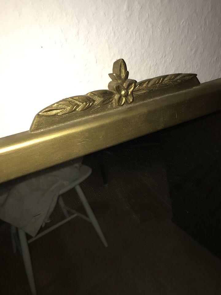 Antiker Holzspiegel original aus Schweden Handarbeit in Hamburg