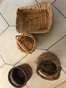 Baskets for craft