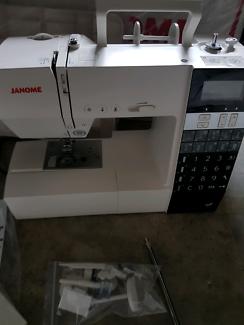 Janome Sewing Machine DC7100