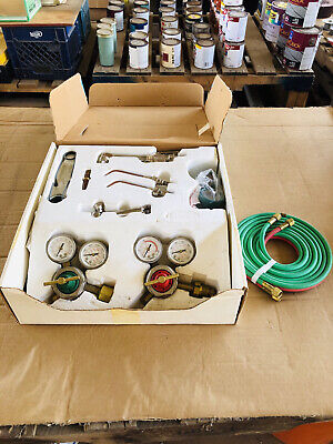 Smith Cavalier Cutting Welding Brazing Outfit