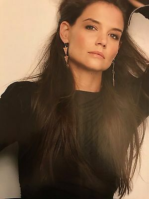 Katie Holmes 9pg + cover California Style (C) magazine feature, (Katie Holmes Fashion)