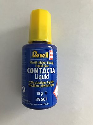 +++ Revell Contacta Liquid, Flüssigleim (13 g) 39601 (100g = € 14,61)