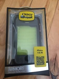 Case OtterBox Armor series pour iphone 4 & 4s