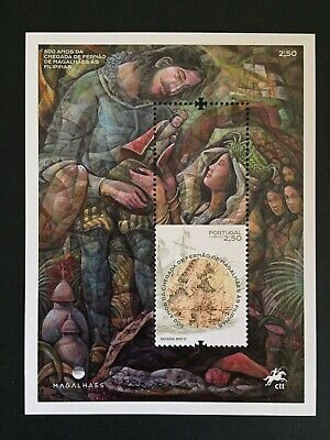 Portugal 2021 - 500 Years Fernão Magalhães Arrival to Philippines S/S MNH