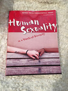 Human Sexuality in a World of Diversity 5th Ed