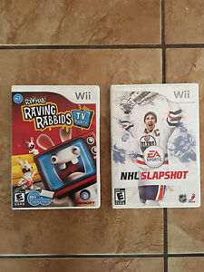 Two Wii games: $5 each