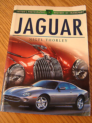JAGUAR BY NIGEL THORLEY