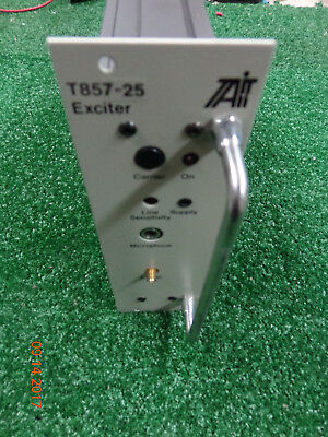 Tait Uhf Radio Repeater Exiciter Board T857-25 Ss