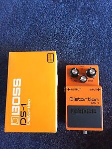 Boss-pedal-distortion Coogee Cockburn Area Preview