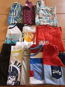 Boys Size 10 Shirts, T-Shirts and Singlets Tallai Gold Coast City Preview