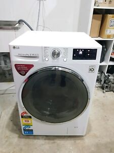 9KG Extra Large LG Inverter Direct Drive Washing Machine