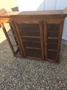 China cabinet Hutch  Trade for deepfreeze