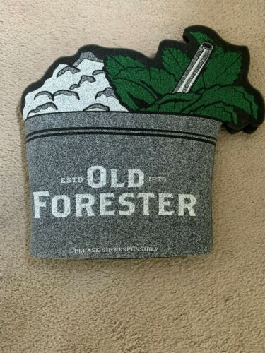 Old Forester 2019 Derby Promotional Advertising Mint Julep Hat (RARE) (Limited)