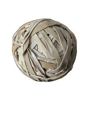 Plain Rubber Band Ball Circle Sphere - Assorted Bands Sizes