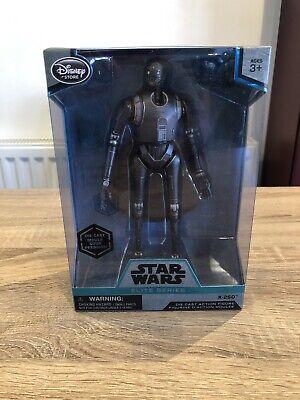 Disney Star Wars Elite Series Die Cast Figure K-2SO Rare