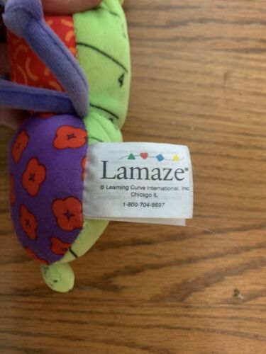 Fisher Price Baby Playpen Developmental Toy Lamaze Centipede Stuffed 23 tw11j - $7.00