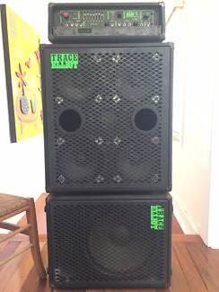 Trace Elliot Bass Stack- 350 watt head + 4x10 + 1x15 Newport Pittwater Area Preview