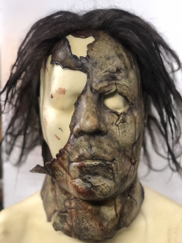 myers mask NEW*STRIPTEASE* By Fx Artist Jamie Grove