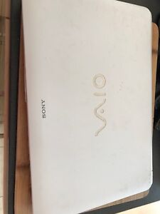 Vaio model SVF154B1EL for parts only