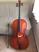 Shimro 'Cello SC901 Stradivori copy, Seoul, Korea, 1988 Reynella Morphett Vale Area Preview