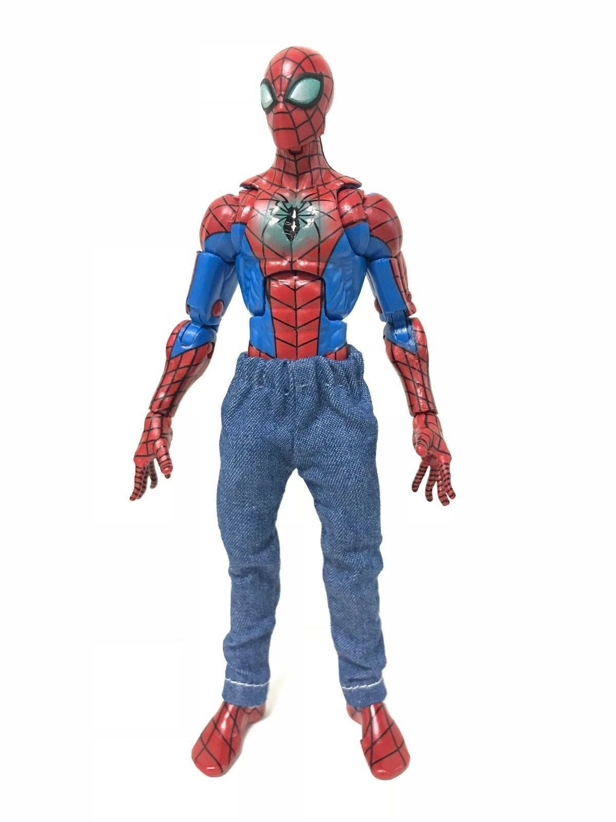 OZ-JEANS: FIGLOT 1/12 scale Slim Jeans for Marvel Legends Sp