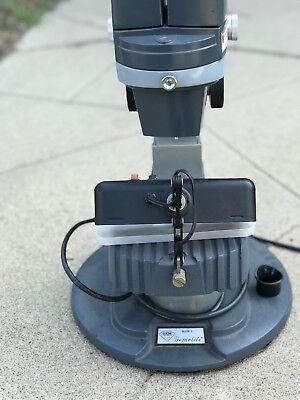 Gia Gemolite Mark V Bl Sz7 Trinocular Microscope Diamond Gem Grader 540