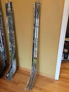 Composite Hockey Stick - Jr. / Left: Reebok, Bauer - NEW!!!