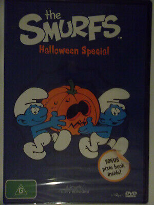 THE SMURFS HALLOWEEN SPECIAL  ( DVD , 2013 )