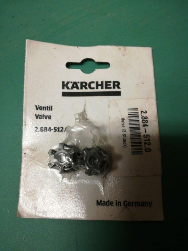 Karcher HDS 7/10 7/12 10/20 Pressure Power Washer Valves 2.884-512.0   open pack