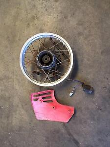 YAMAHA YZ 80J 1982 MOTORBIKE PARTS St Agnes Tea Tree Gully Area Preview