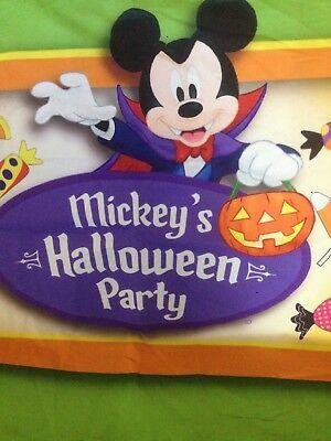 Disneyland Mickeys Halloween Party (Disneyland Resort Mickey's Halloween Party 4' X 28