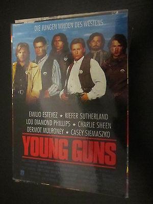 29781 Young Guns original Film Postkarte