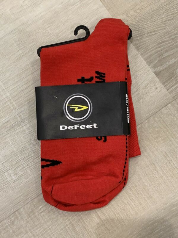 DeFeet Slipstream Black LG/XL Bicycle Cycling Shoe Covers/ Aero Booties
