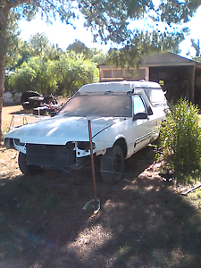 FORD XF WINDOWLESS PANEL VAN $400 Snowtown Wakefield Area Preview