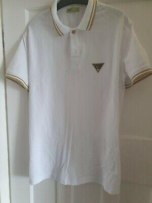 Mens versace polo shirt xl