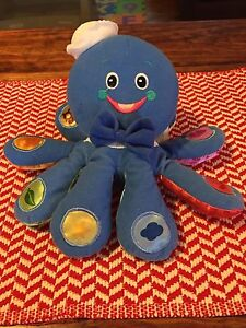Baby Einstein Octopus Color Learning Toy