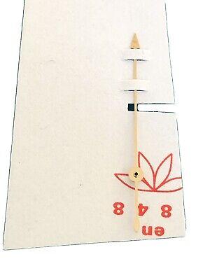 Rolex Daytona Cosmograph 16518 16513 Chronograph Hand Gold Guenine Original Nos