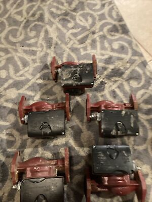 Taco 007-f5-7ifc Cast Iron Circulator Pump Lot 5 Untested