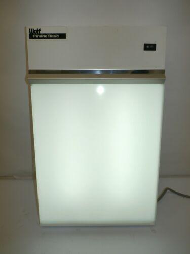 "Wolf X-Ray Trimline Basic Illuminator, Standard View, 14""x17"" Viewing Area 29501"